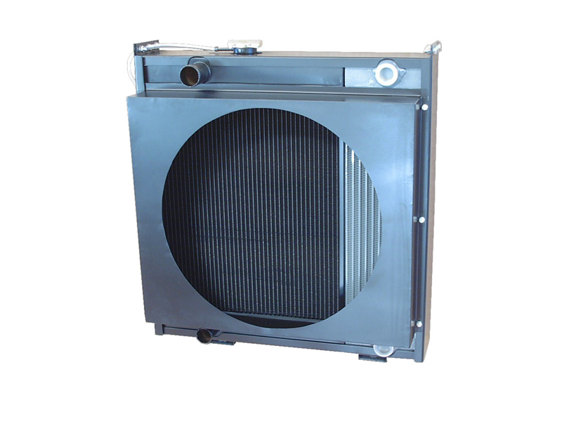 WATER-OIL COMBI COOLERS