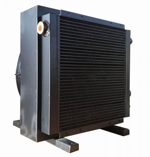 Scambiatori di Calore Alluminio Grandi Impianti